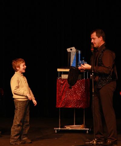 Magicien pour les enfants