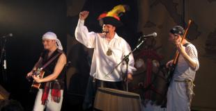 Conte musical et chanteur pour enfants : ça cartonne toujours !