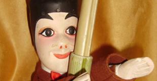 Spectacle de marionnettes de Guignol pour Arbre de Noël