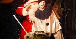 Conte poétique et musical autour du père-Noël